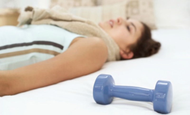 Image result for sleep well after exercise
