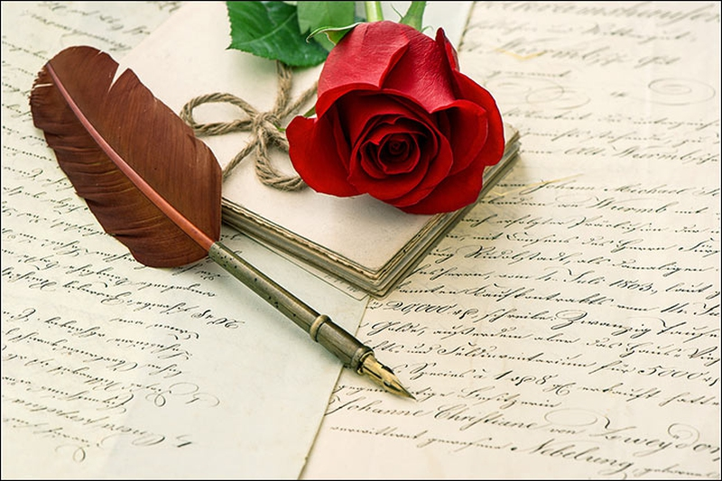 How to Write a Love Letter thats Truly Touching enkimd